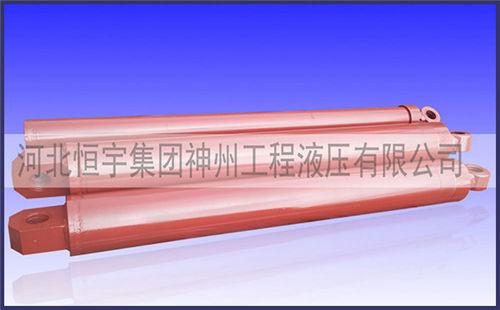 平板硫机油缸