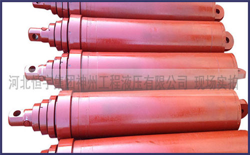 标准工程液压缸供应厂家